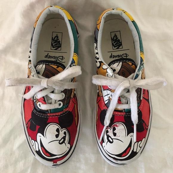 Vans Disney Mickey Mouse Friends Kids